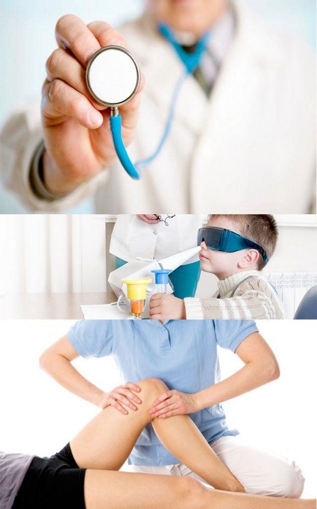 Физиотерапевт